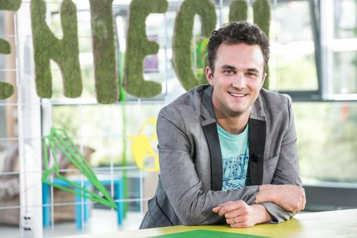 Joris Putman - GreenTech 2015-1